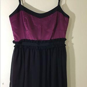 BCBG formal dress size 2